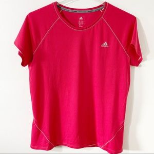 adidas Climalit Shortsleeved Athletic Tee